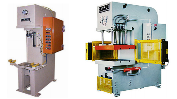 C-Frame Guided Platen Drawing Presses