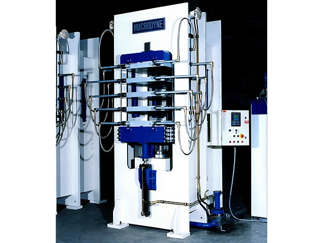 Rubber Compression Molding Press