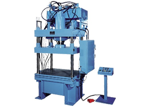 Metal Forming & Trimming Press