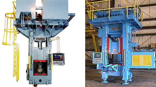 Prestressed Straight-Side Stamping Presses