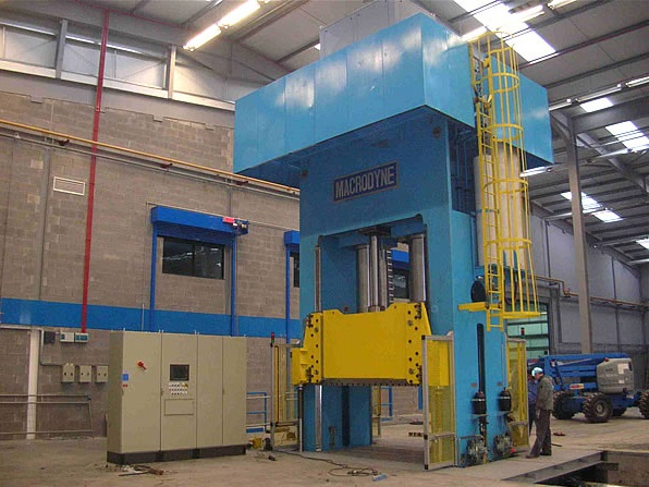 Plastic Molding Hydraulic Press