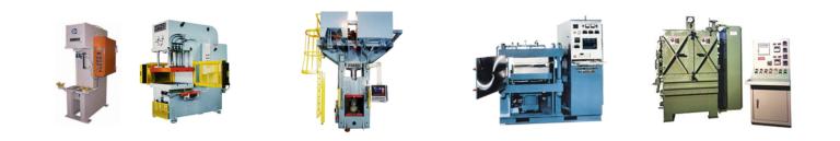 Hydraulic Press Manufacturers banner