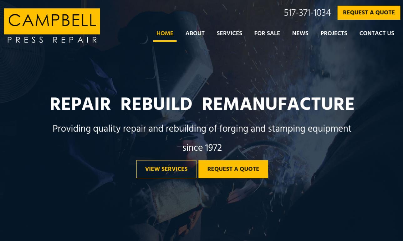 Campbell Press Repair, Inc.
