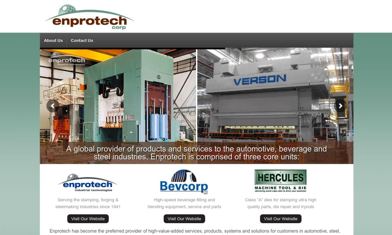 Enprotech Corporation