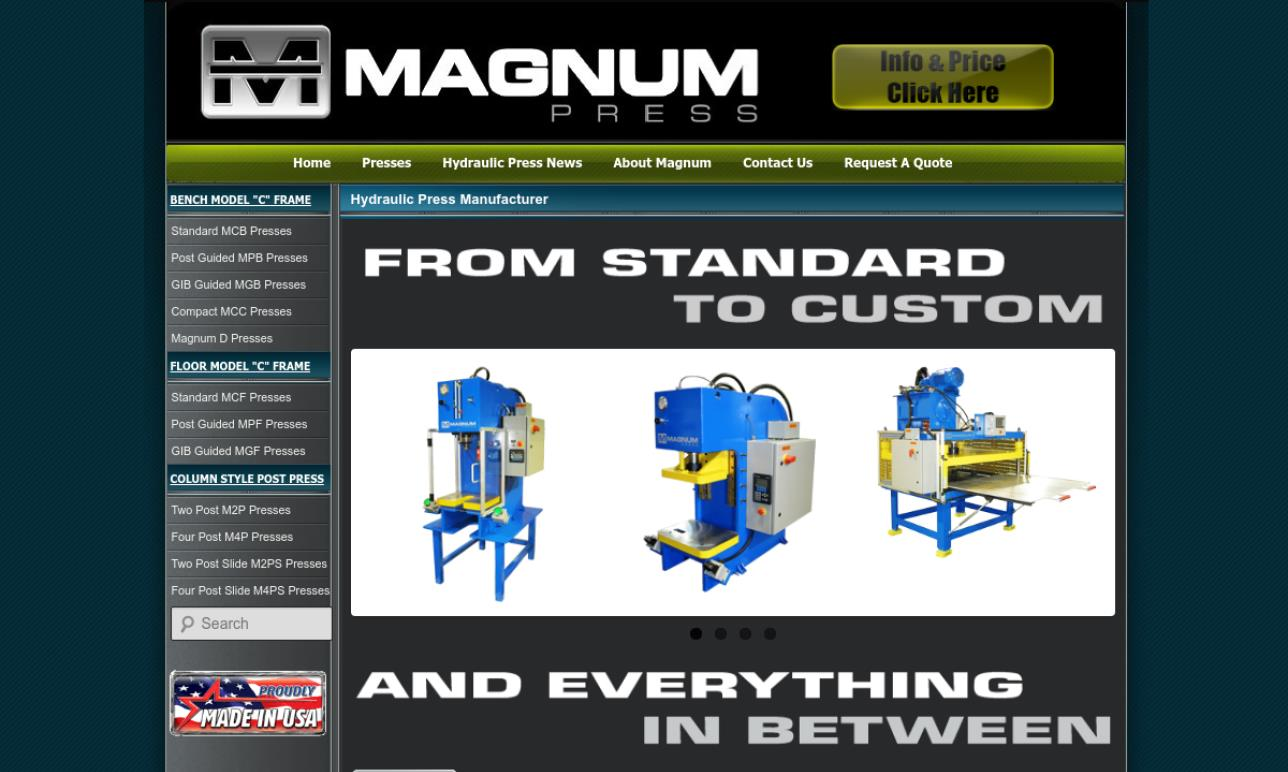 Magnum Press, Inc.