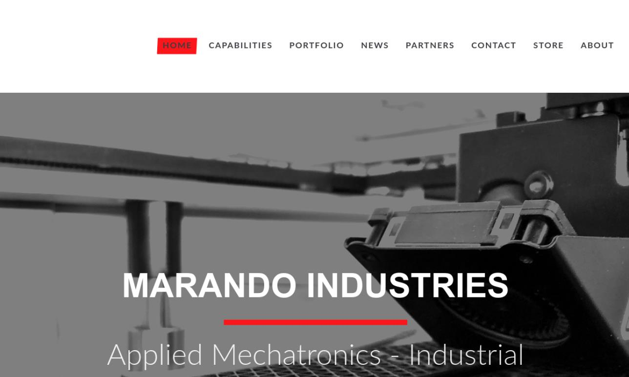 Marando Industries, Inc