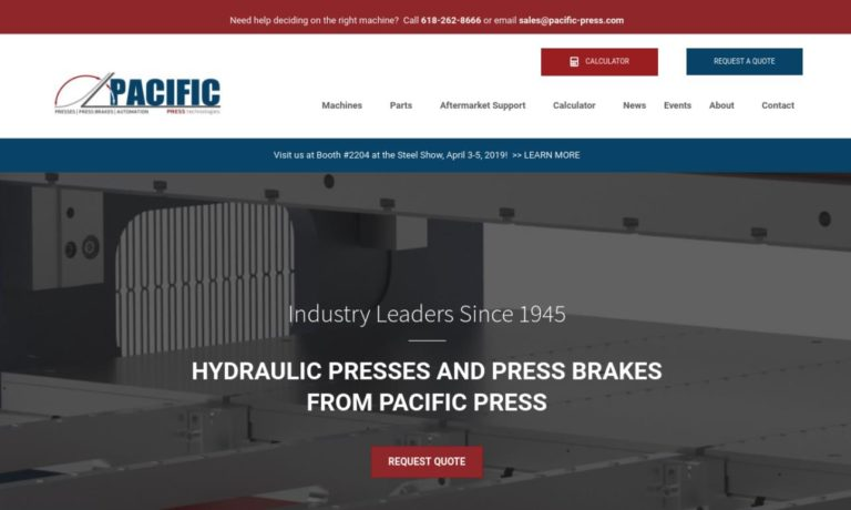 Pacific Press Holdings, LLC