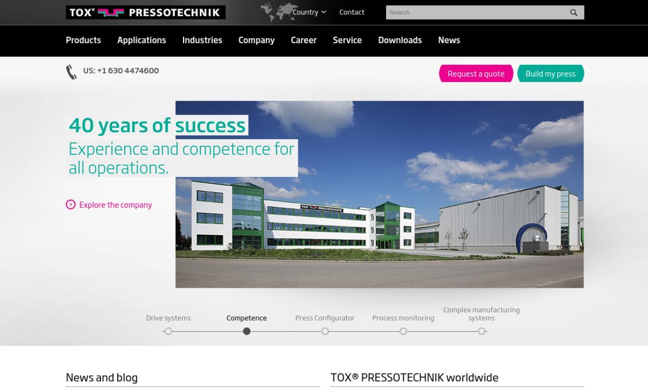 TOX® Pressotechnik LLC