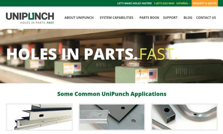 UniPunch Products, Inc.